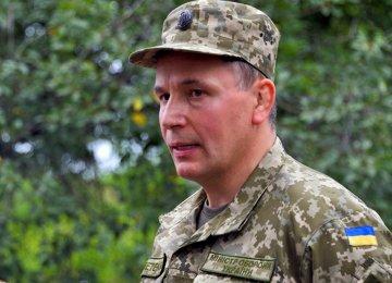 Ukraine Threatens to Restart Nuclear Program