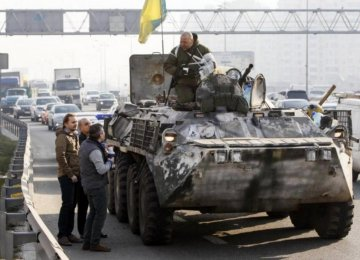 Ukraine Unveils Draft Bills on Rebel Autonomy