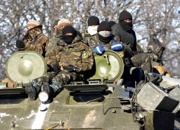 Ukrainian Troops Retreat From Besieged Debaltseve