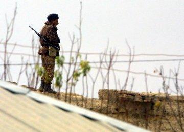 Uzbekistan Strengthens Border Against IS