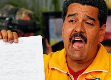 Venezuela Imposes Limits on US Diplomats, Citizens