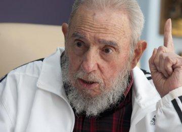 Cuba 'Unconditionally' Behind Venezuela