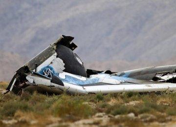 Virgin Galactic Spaceship Test Flight Ends in Fatal Crash