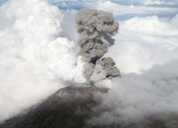Costa Rica Volcano Wreaks Havoc