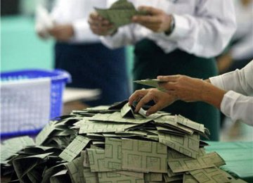 Yangon Votes, 1st Time in  60 Years