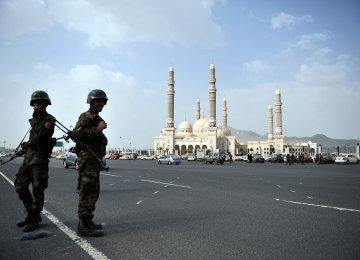 Yemen Ex-President Forces Seize Several Gov't Buildings