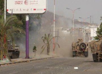 Anti-Houthi Forces Make Gains in Yemen
