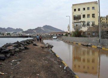 New Cyclone Heading for Yemen