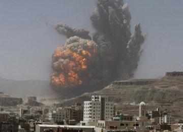 Saudi Warplanes Continue to Bomb Yemen