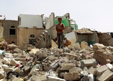 45 Dead in Saudi-Led Raids on Yemen