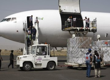 Aid Agencies May Stop Yemen Work