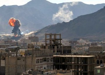Saudi Attacks Kill 30 Yemenis