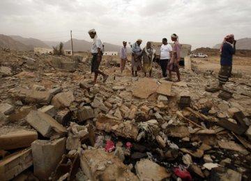 Yemeni Wedding Attack Death Toll Exceeds 130