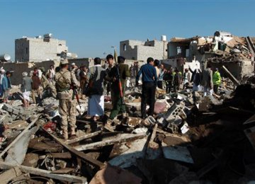 Saudis Halt UN Inquiry on Yemen