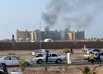 Yemen's Deposed PM Unhurt in Rocket Attack