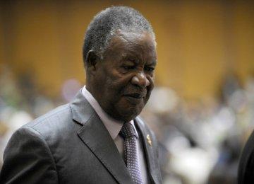 Zambian President Dies