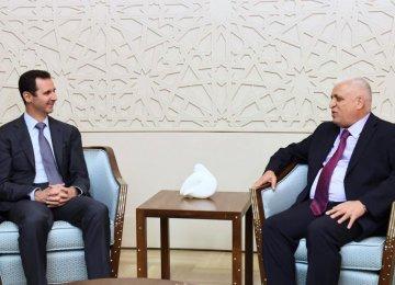 Iraq, Syria Deliberate IS Strategy