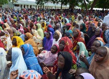 Boko Haram Leaves 2.1m Displaced