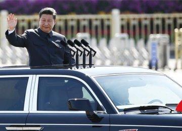 China's Grand Parade: Revenge of History
