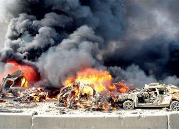 60 Die in IS Syria Attacks