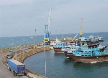 Chabahar Growing