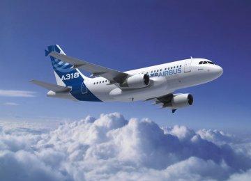 Iran to Buy 114 Airbus Jets