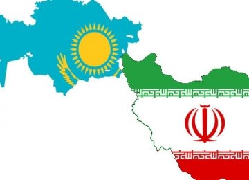 Tehran to Host Iran-Kazakhstan Business Forum