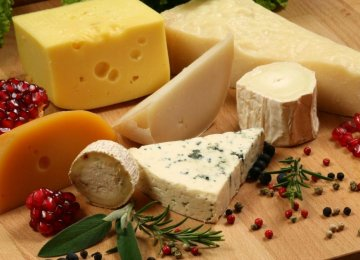 Russia to Import Cheese From Iran