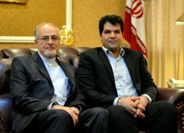 Iran Favors Student Exchange With Malaysia