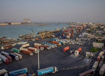 Italian Experts Scope Out Bushehr Port Capacity