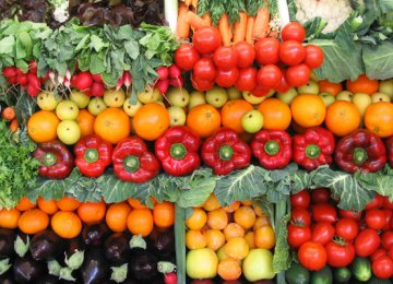 Fruit, Vegetable Exports at $2.2b