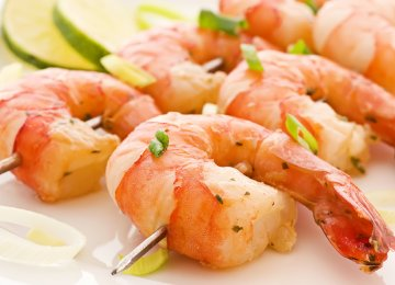 Shrimp Exports to Russia, China