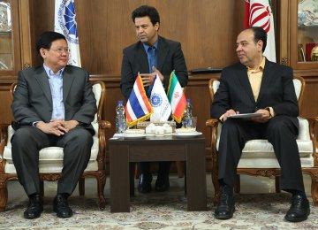 Bangkok Seeks Broader Tehran Ties
