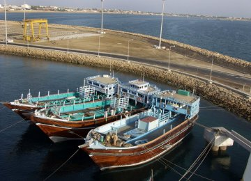 Chabahar Transit Project Moves Forward