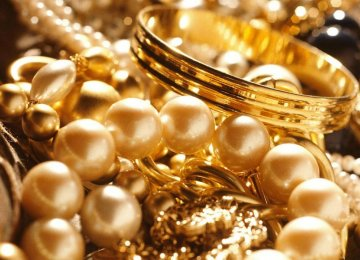 22% of Gold Jewelries Smuggled