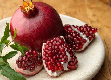 Iran World's Top Pomegranate Producer