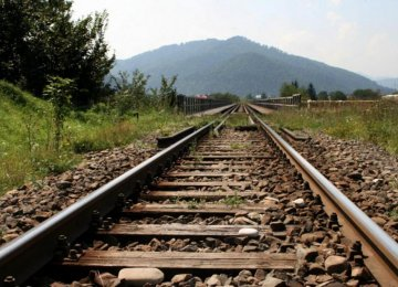 Railroad Linkup  With Azerbaijan