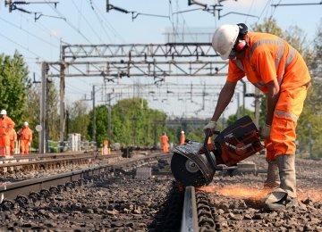 Iran, Russia Sign Rail Contract