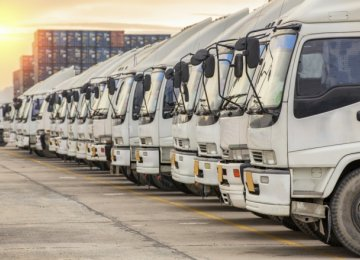 Eight-Month Transit Tops  7m Tons