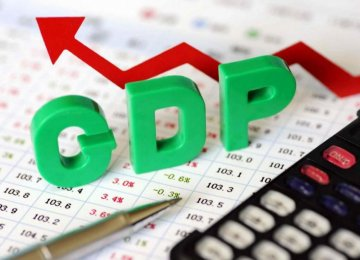 H1 GDP Growth at 1%