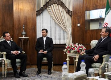 Will to Revive Iran-Croatia Joint Economic Committee