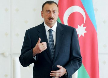 Azerbaijan Calls for Expediting INSTC Project