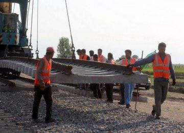 Boroujerd Railway Project