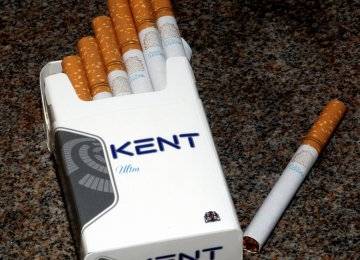 Cigarette Packs to Feature Price Labels