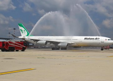 International Flights on the Rise