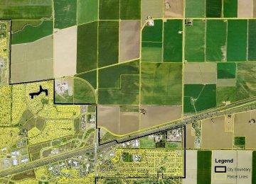Mapping Farmland