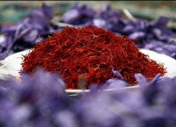 Saffron Exports Booming