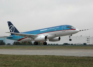 No Demand for Russian-Made Sukhoi