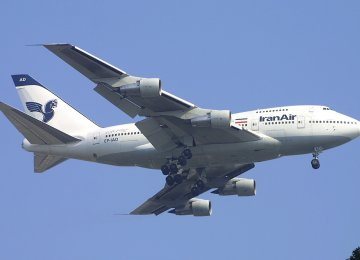 Airline Buys Boeing 757