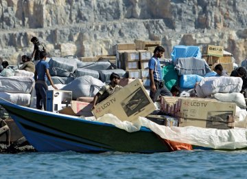 $17b Worth of Goods Smuggled p.a.